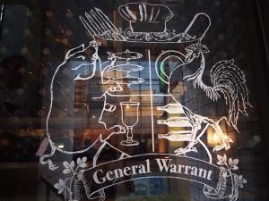 General Warrant