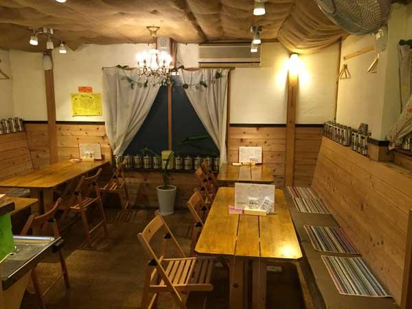 荻窪ビール工房1F