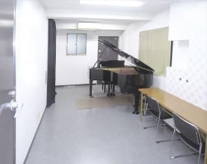 第二練習室(10 帖)
