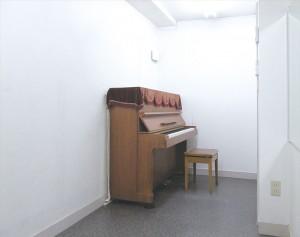 第三練習室(5 帖)
